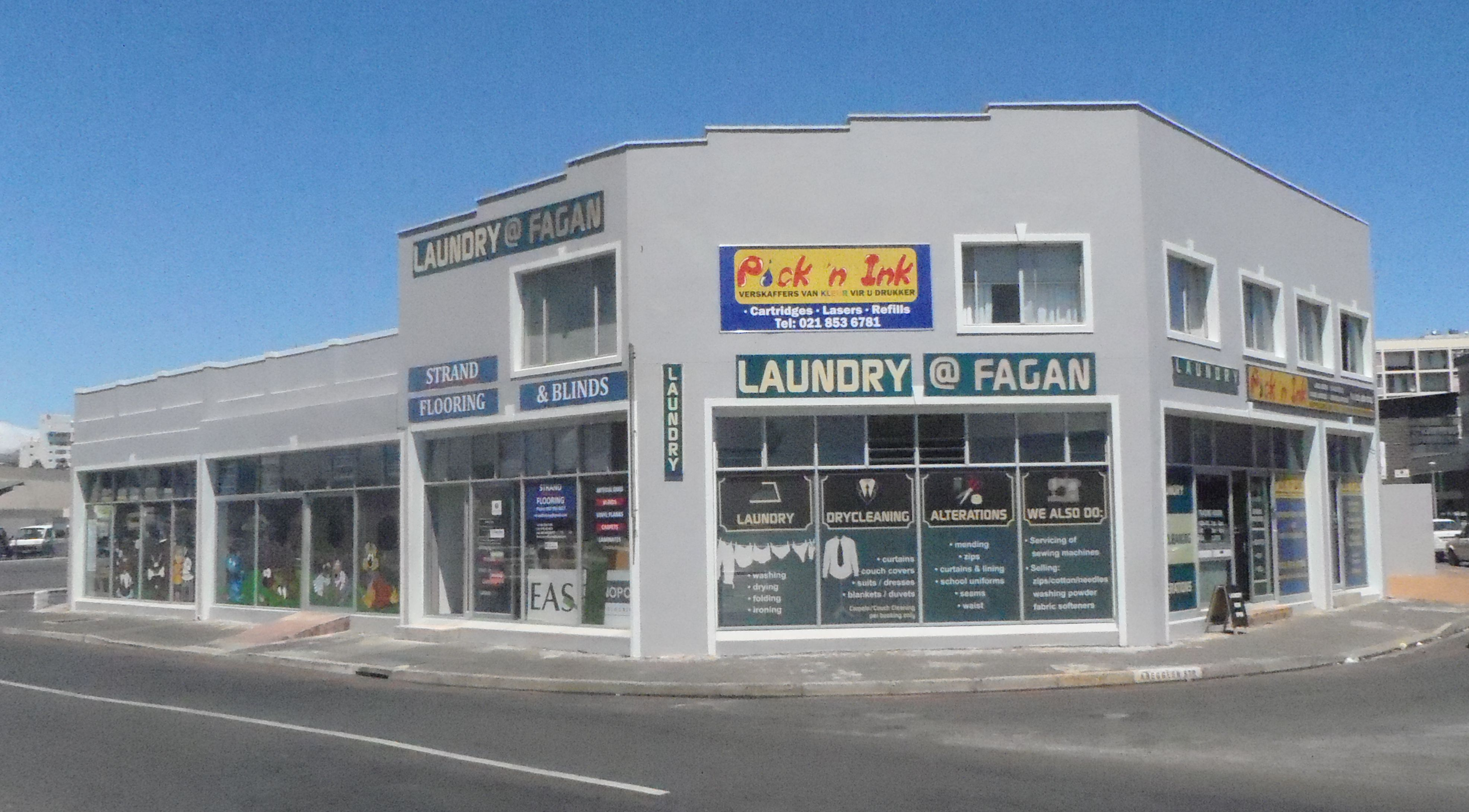Multi tenanted Fully occupied Retail and Residential property