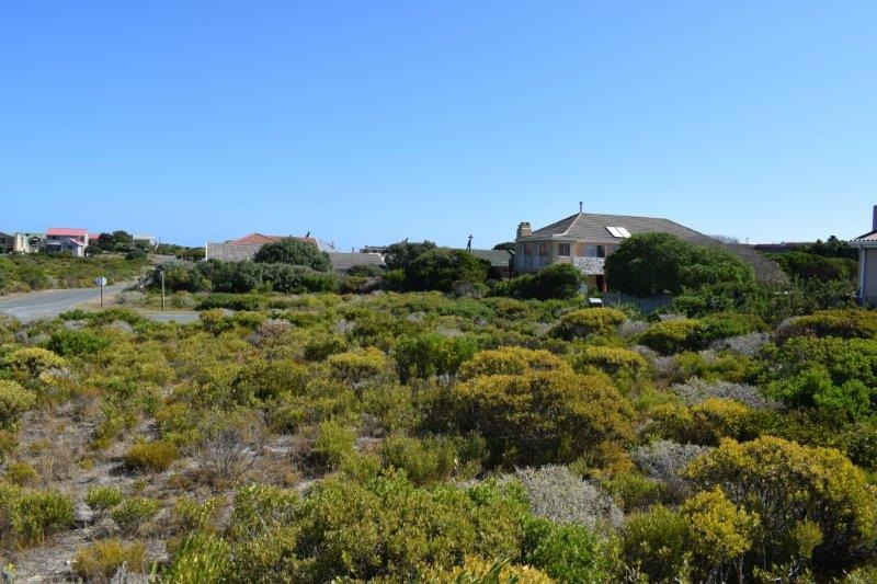 One of few plots still available in Kleinbaai