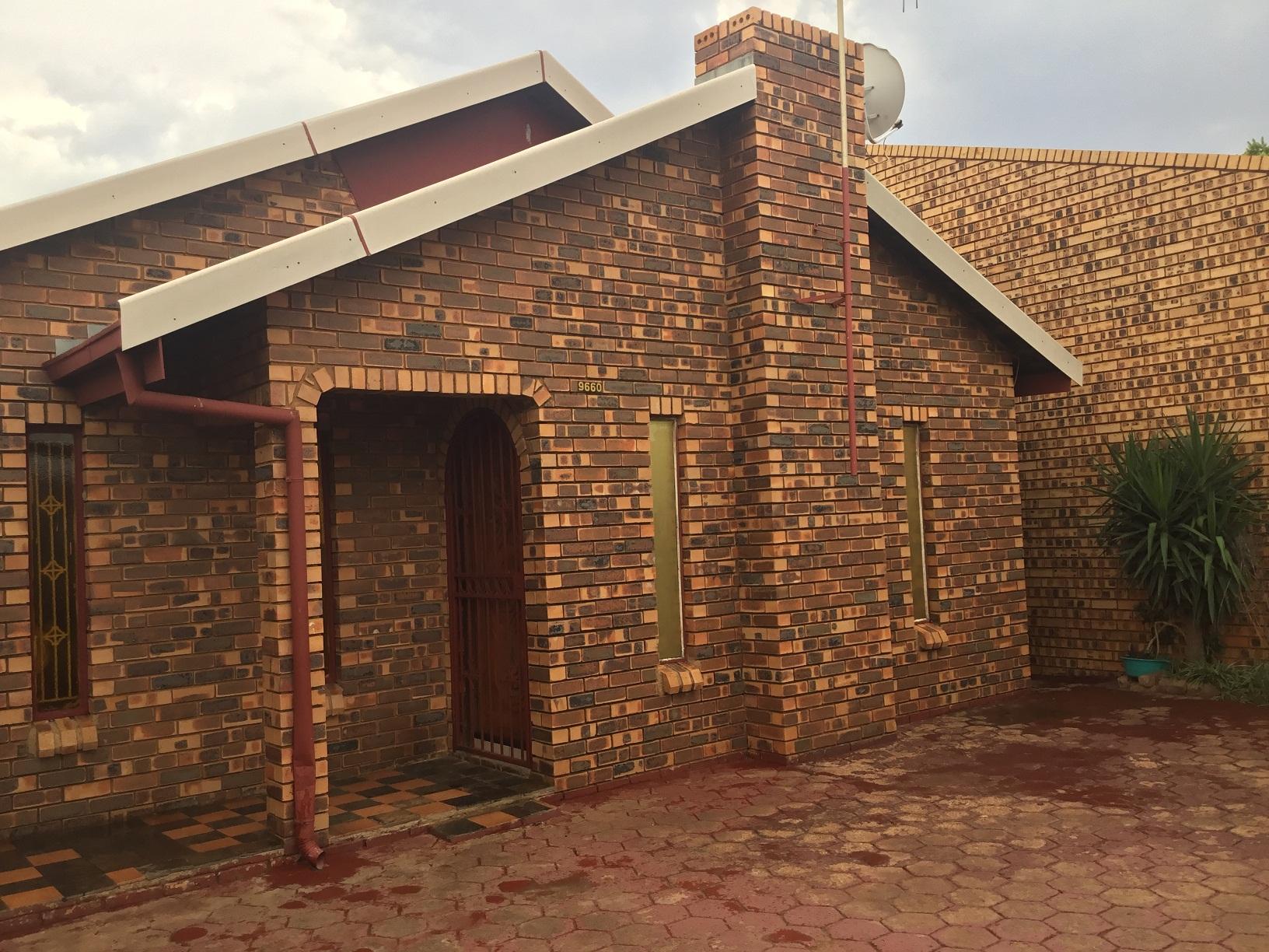 4 bedroom house in Mamelodi