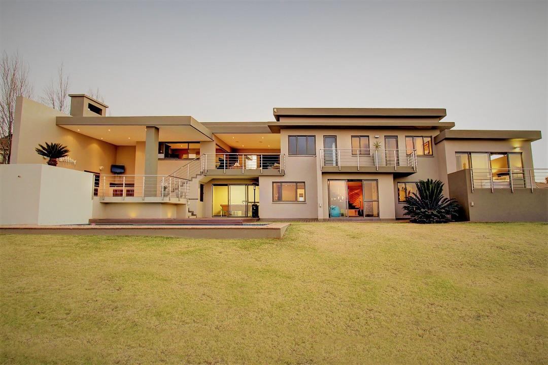Ultra-modern home!
