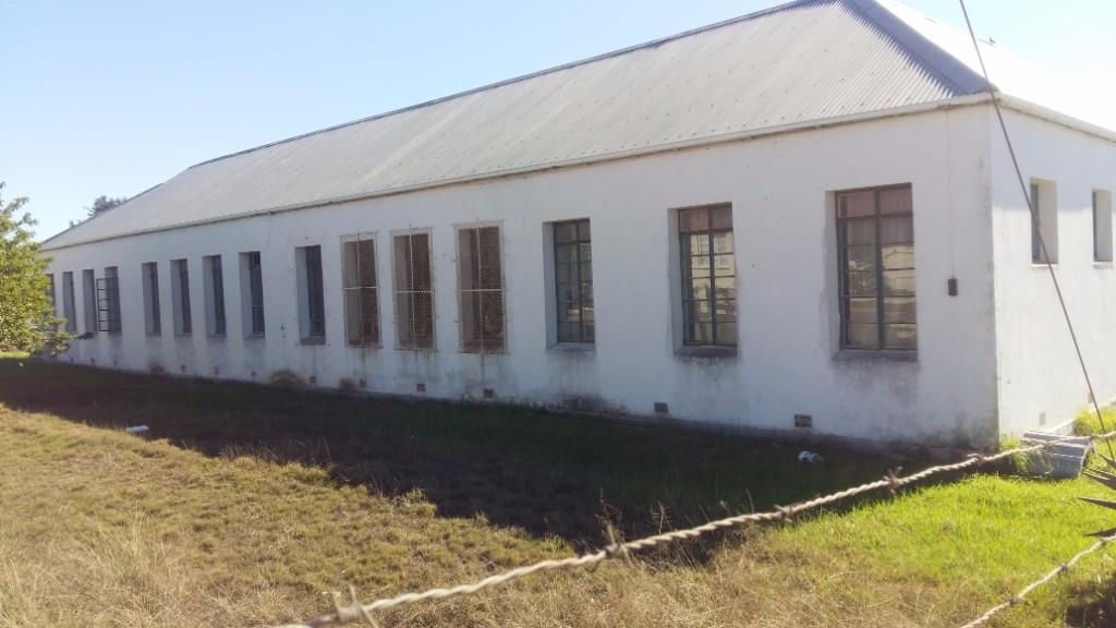 This heritage school is found in Albertinia on the Garden Route near Mossel Bay.