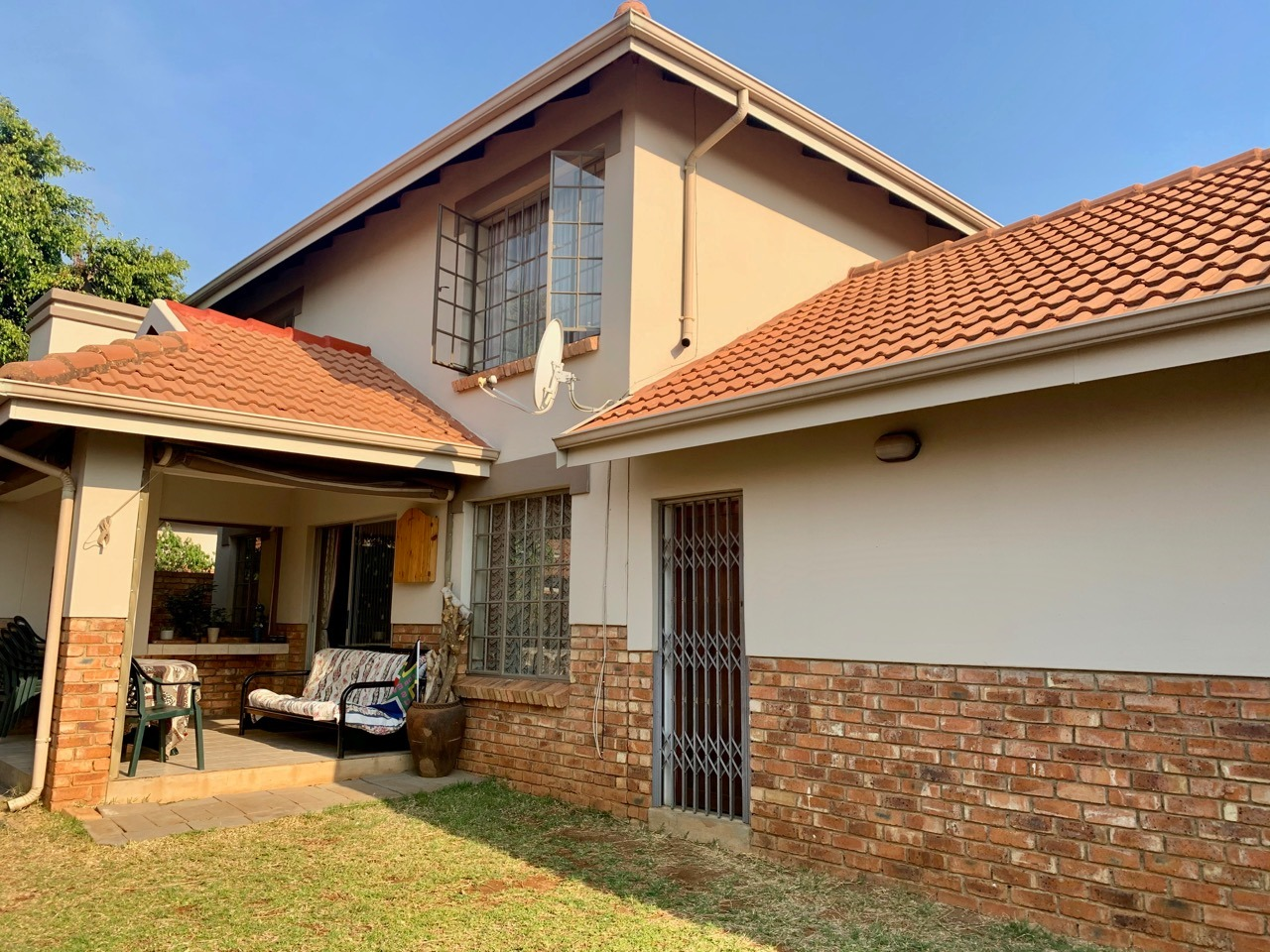 3 Bedroom Duplex in Secure Estate