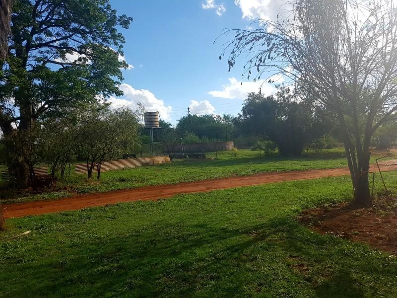 Beautiful Farm On The Cullinan Praire