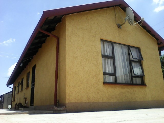 Lovely Soweto Home