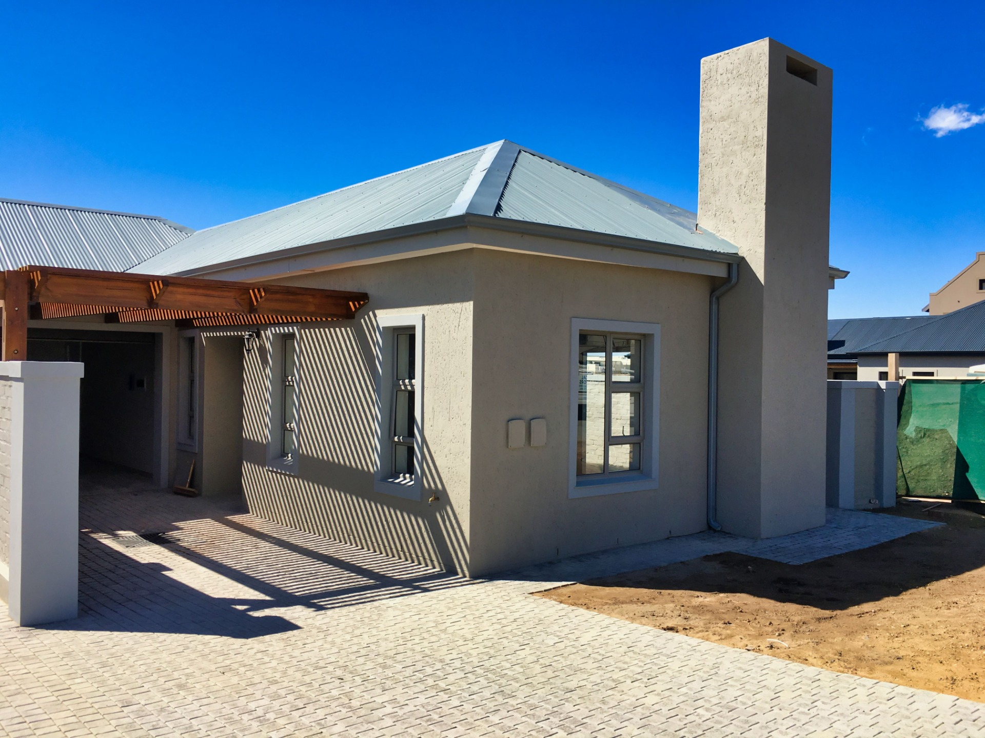 Affordable Living in a Security Estate