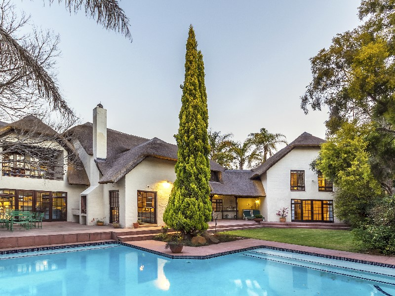 4 BedroomHouse For Sale In Bryanston