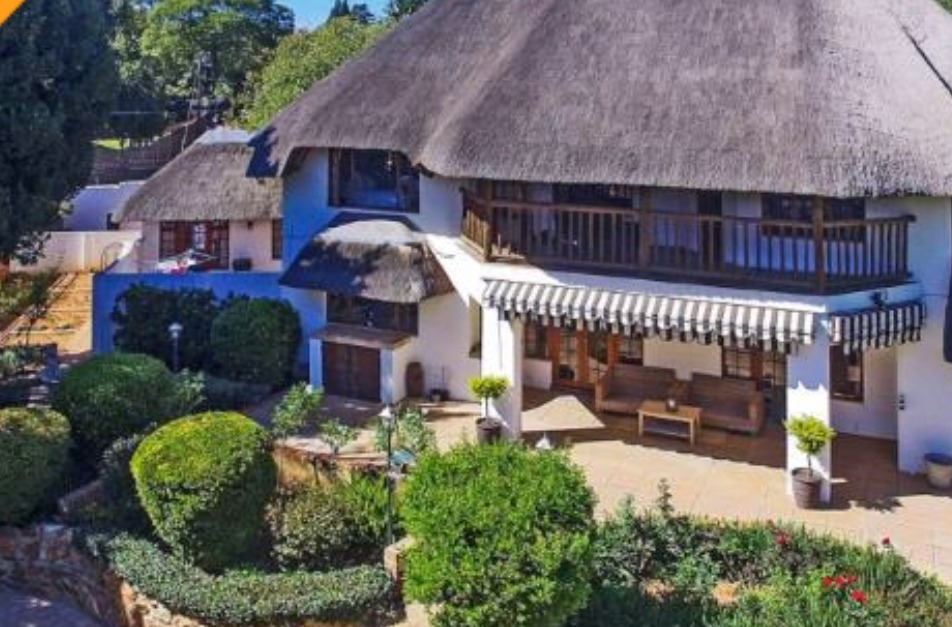 Storybook house in Bryanston