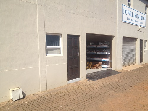 175 M 2 of prime Light Industrial units for sale
