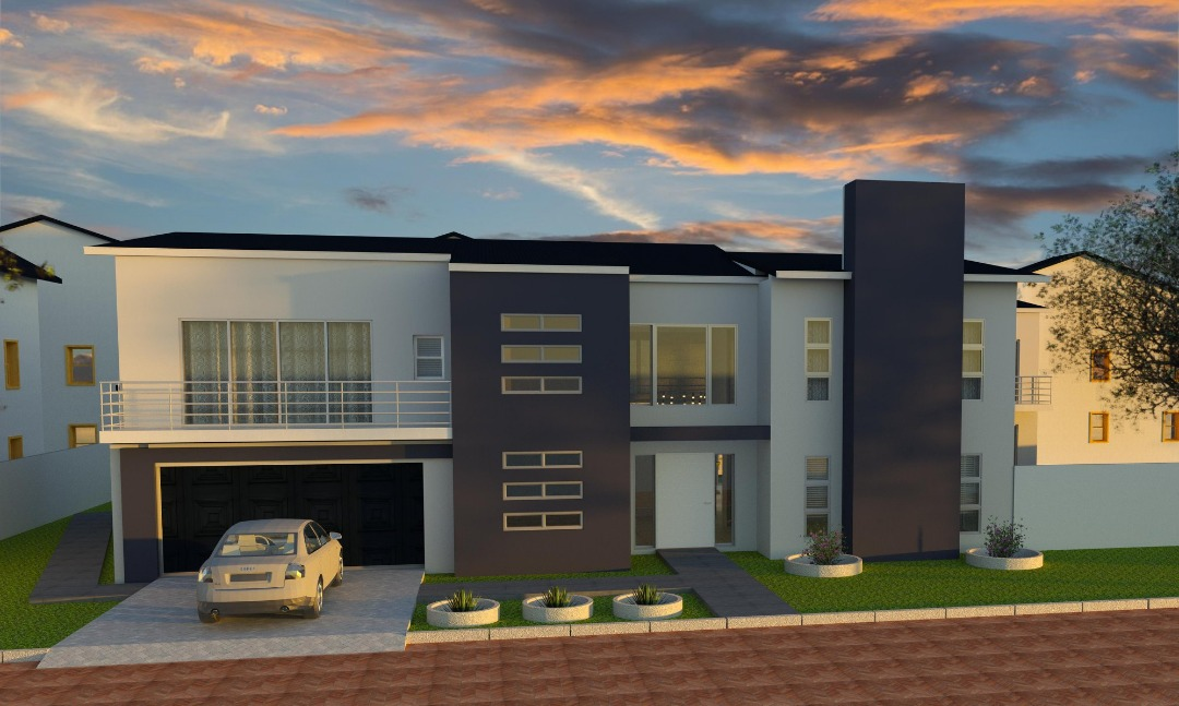 BRAND NEW LUXURY HOME FOR R6 500 000