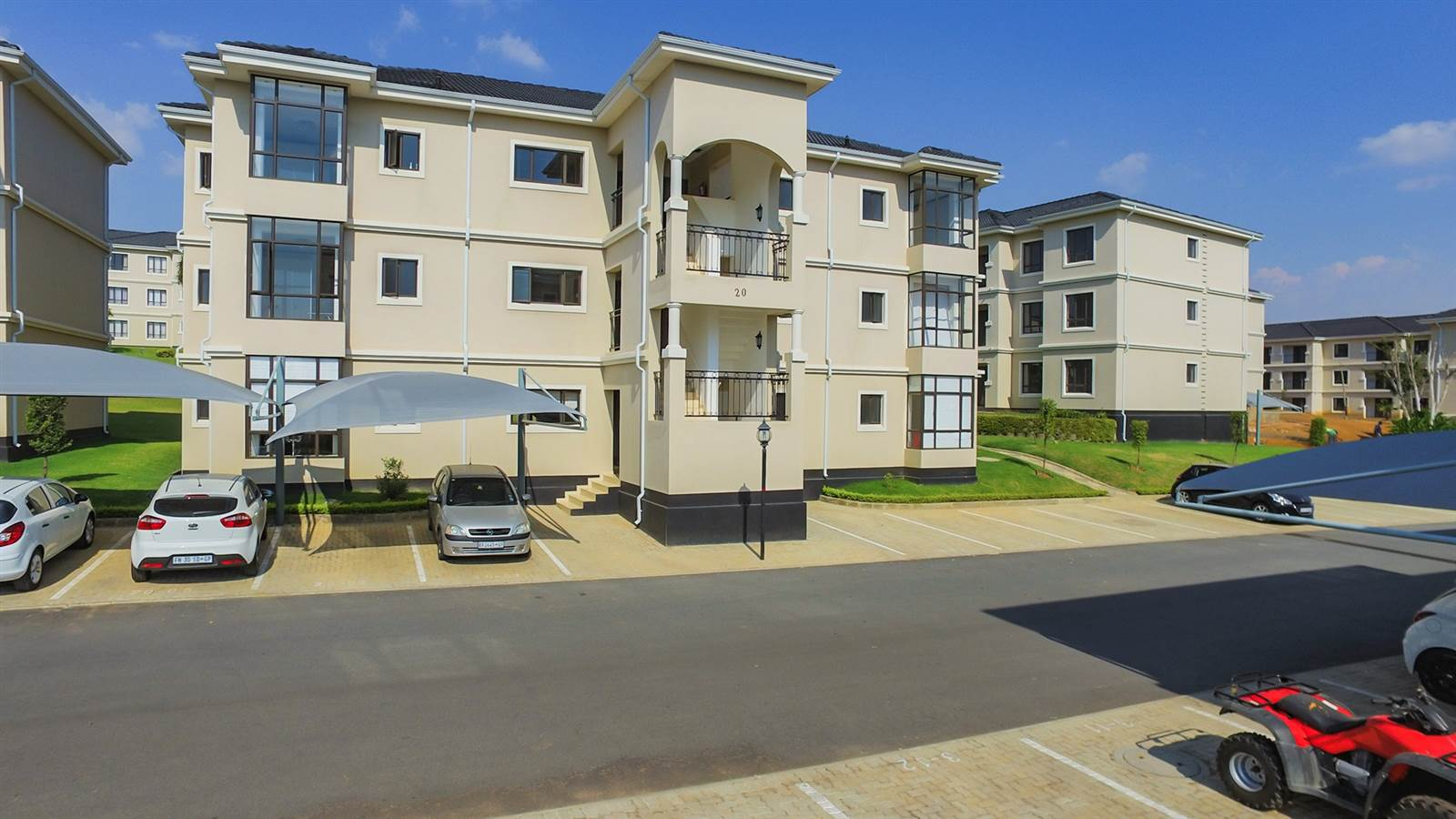 2 Bedroom Apartment for sale in Fourways ENT0040134 : photo#2
