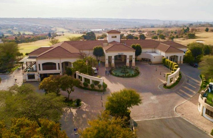 Palatial Blue Valley Estate Property