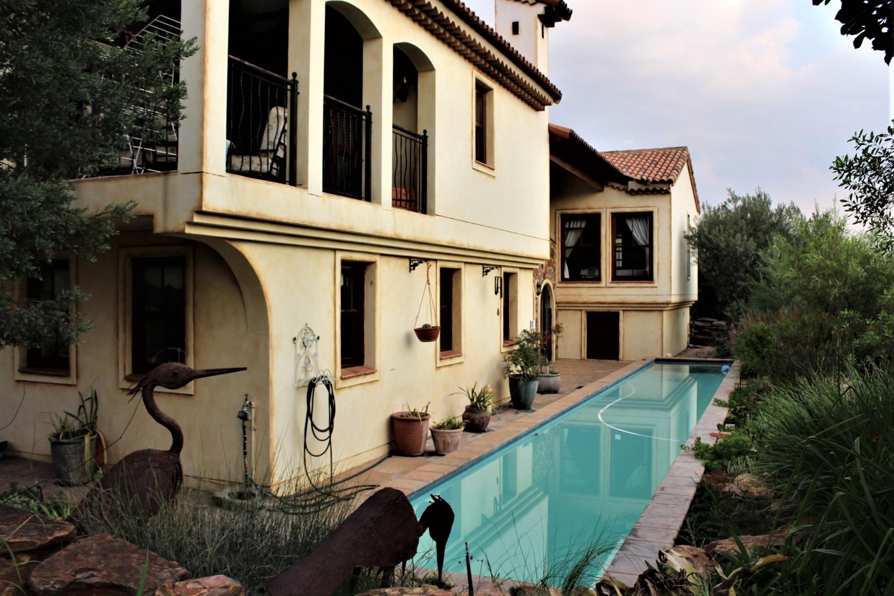 House Rental Monthly in Estate D' Afrique