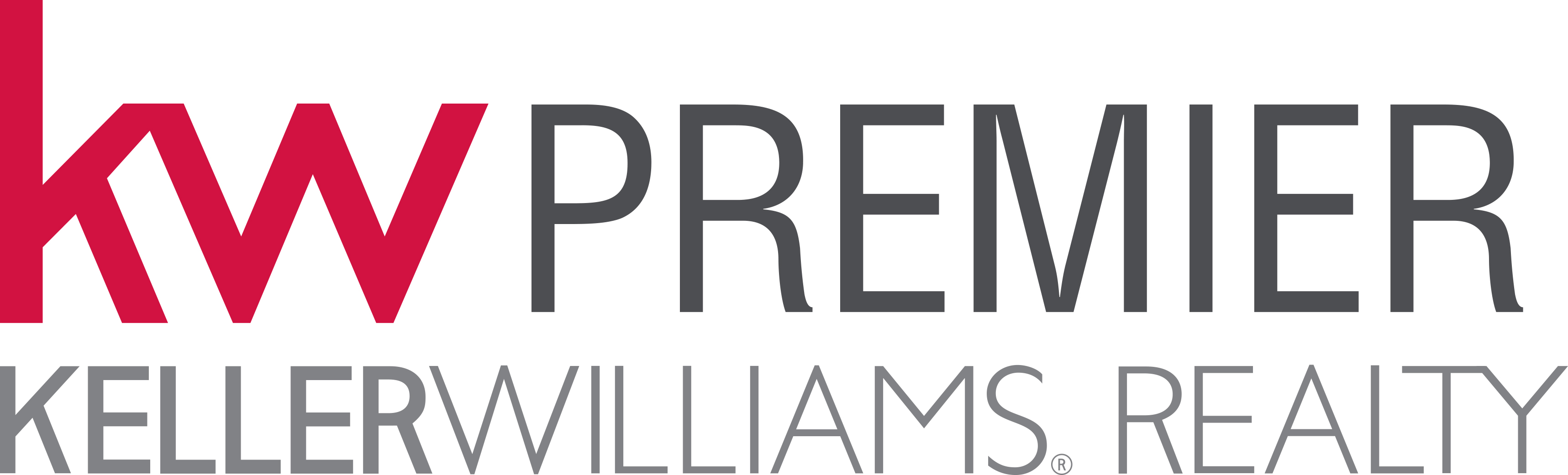 KW Premier office logo