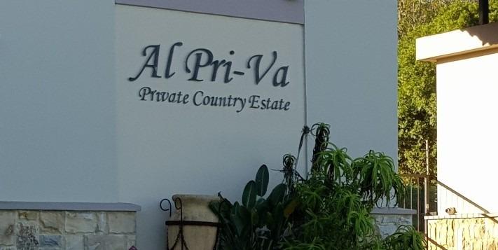 Plot in exclusive Al Pri-va Estate
