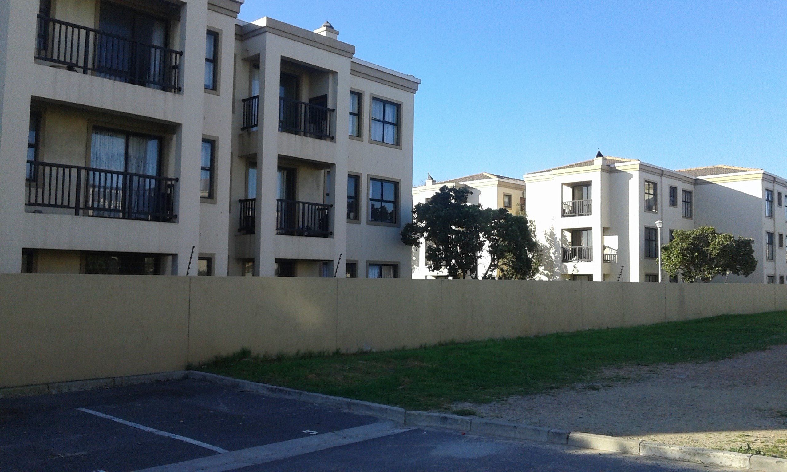 3 Bedroom apartment for a young family