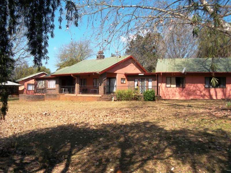 4 BedroomHouse For Sale In Sabie