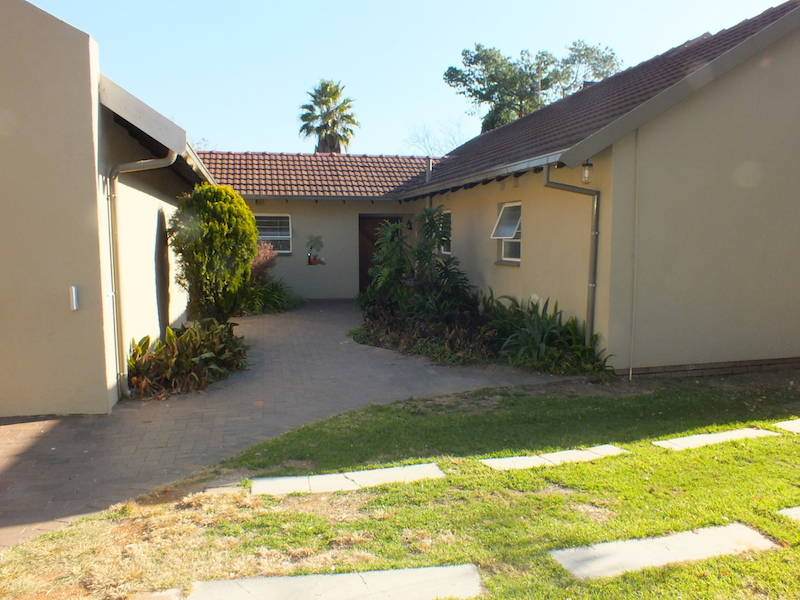 House to rent in Fourways