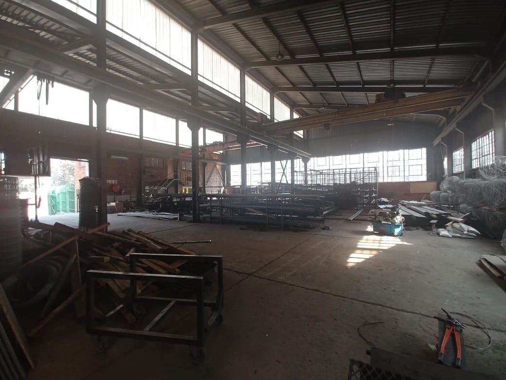FACTORY / GREAT BUSINESS OPPORTUNITY FOR SALE, GERMISTON!!!
