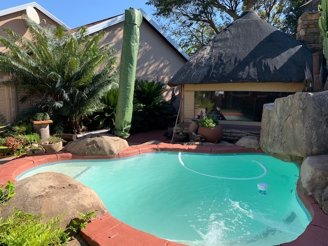 Spacious and private with pool