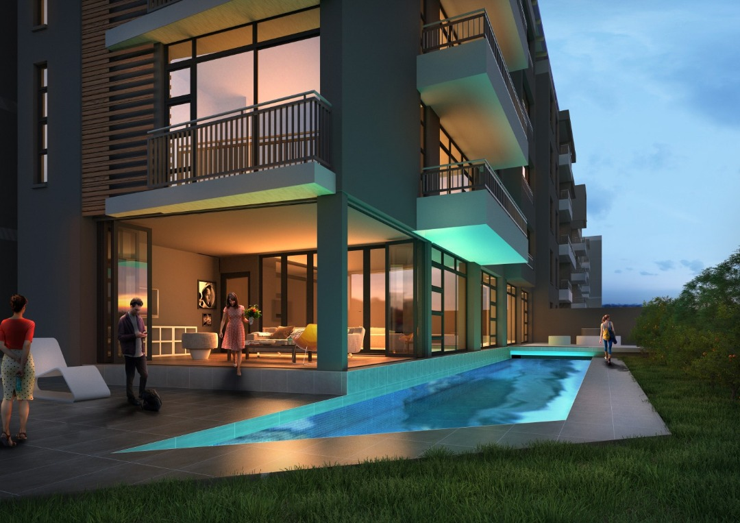 The Point - New Development in Rivonia