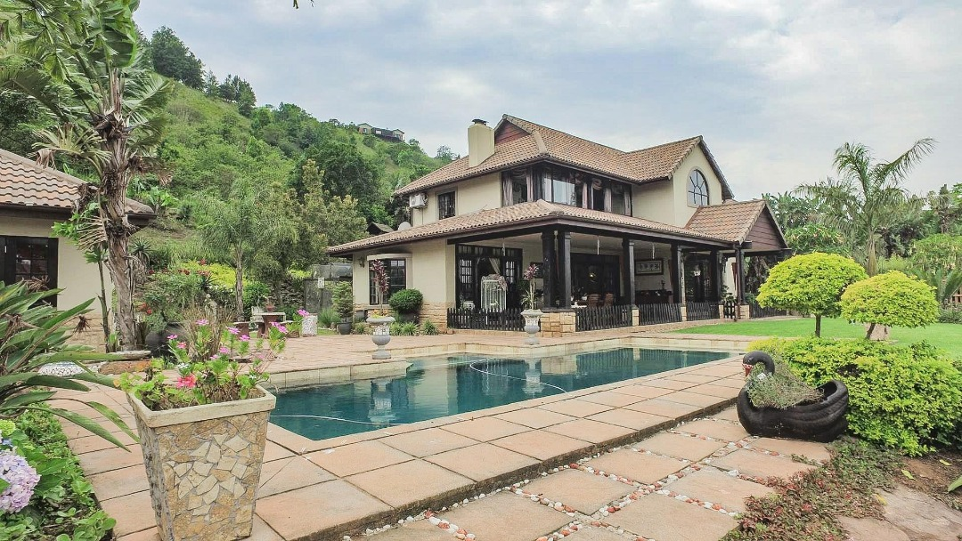 4 BedroomHouse For Sale In Assagay
