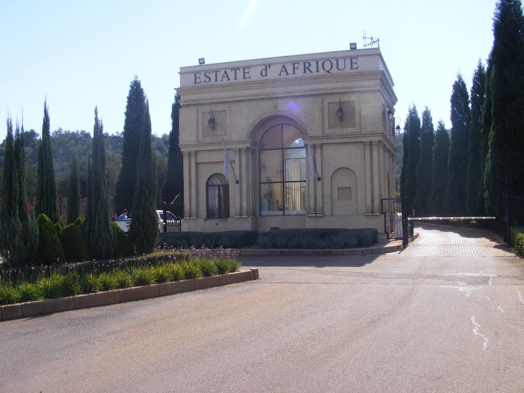 PORT D'AFRIQUE - THE ULTIMATE ESTATE
