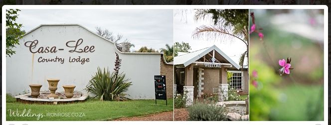 Casa-Lee Country Lodge - Make this fantastic venue your own.