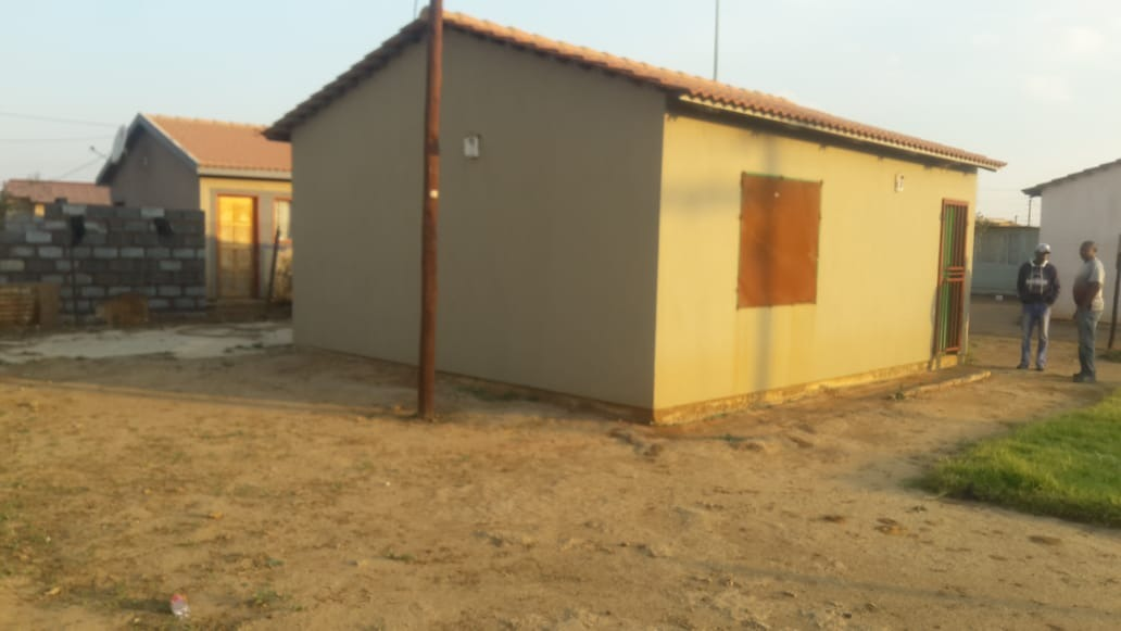 Two bedroom home for sale in Chris Hani.