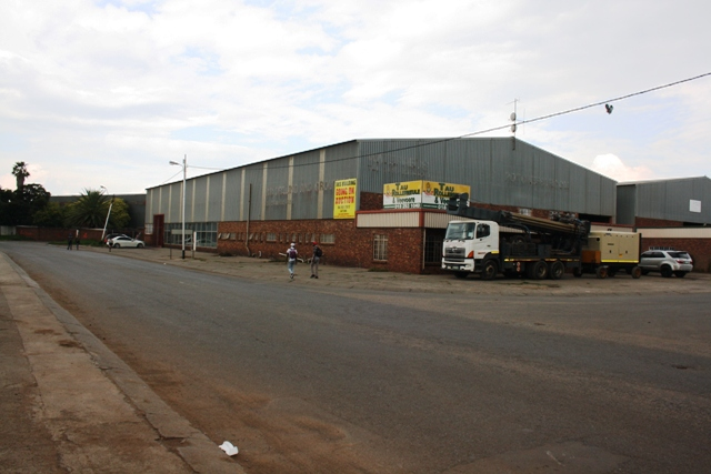 Commercial For Sale In Potch Industria