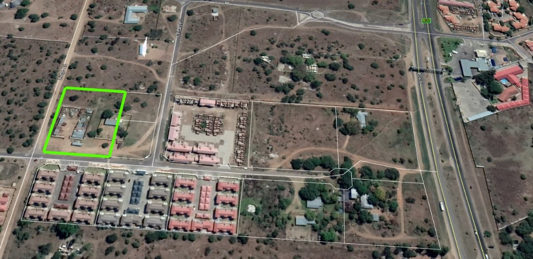 Vacant land for development - Rezoned (RES3)