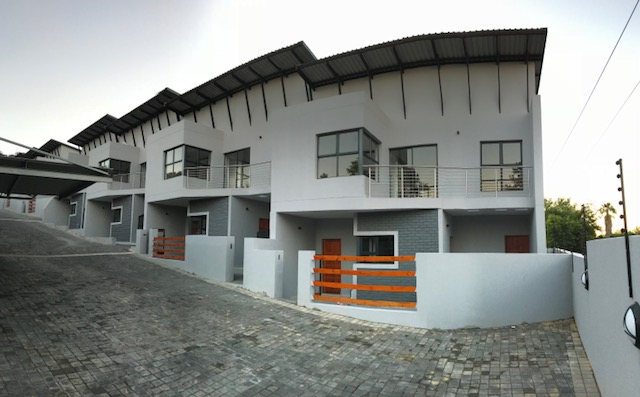 4 Bedroom duplex units for sale in Linksfield Johannesburg