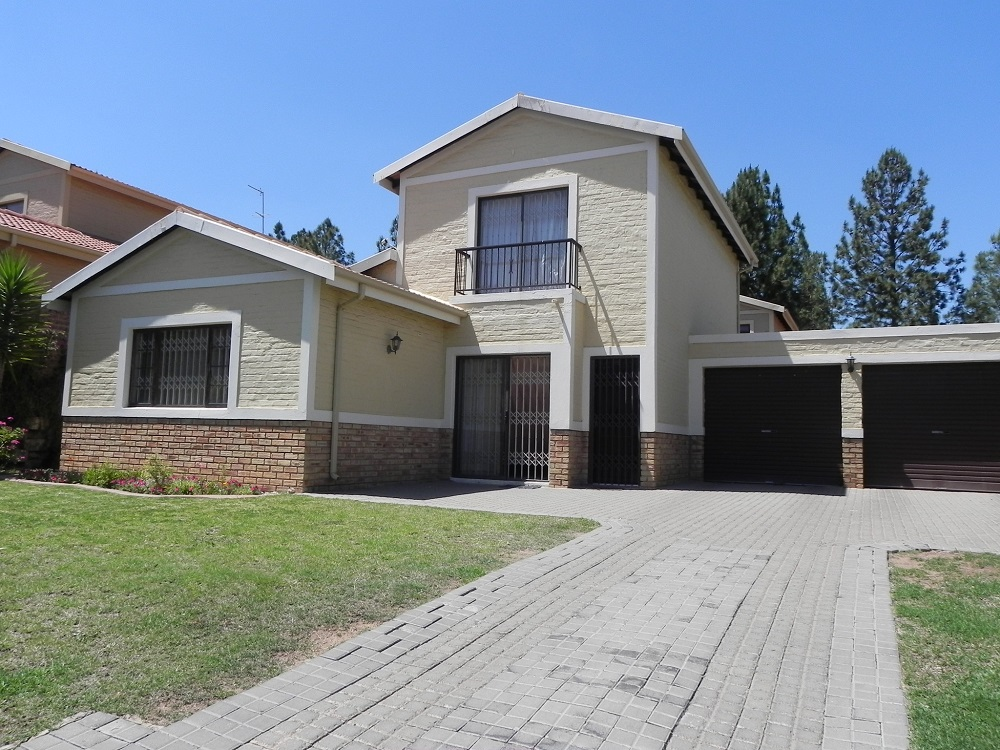 Secure Living Lifestyle Double Storey Town House