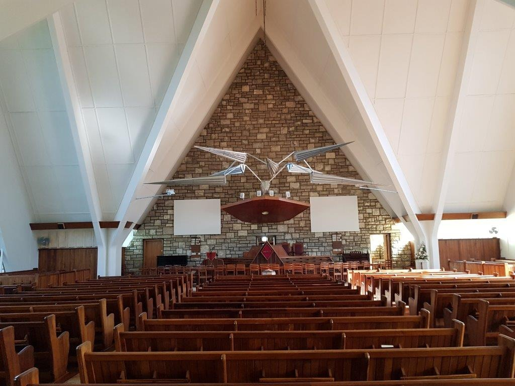 Beautiful 600 Seat Church 4907m² Erf - Teak Wood Finishes - Mokopane