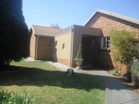 Guesthouse in the heart of Centurion