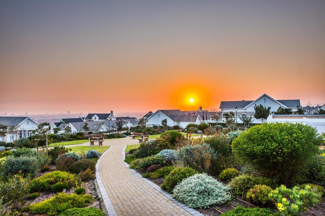 Upmarket Retirement Estate