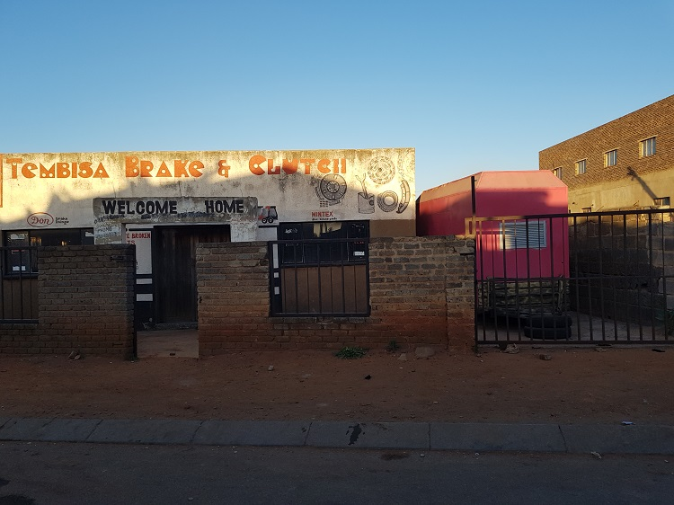 Commercial For Sale In Mqantsa