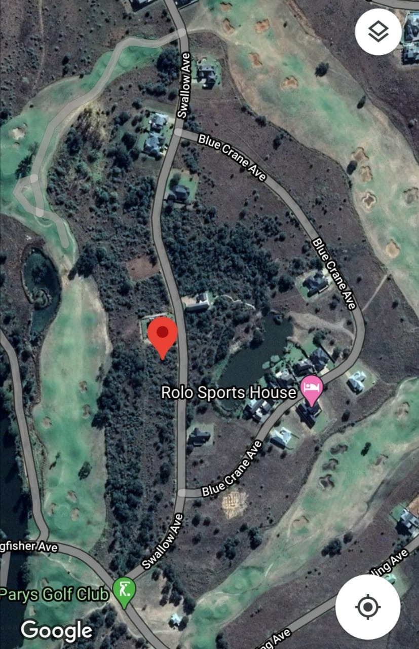 Small Holding For Sale in Vaal de Grace Golf Estate